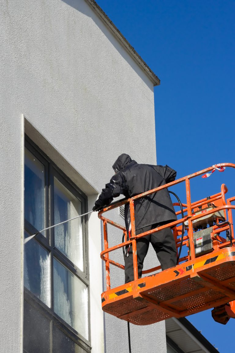 Lewisville Commercial Window Cleaning