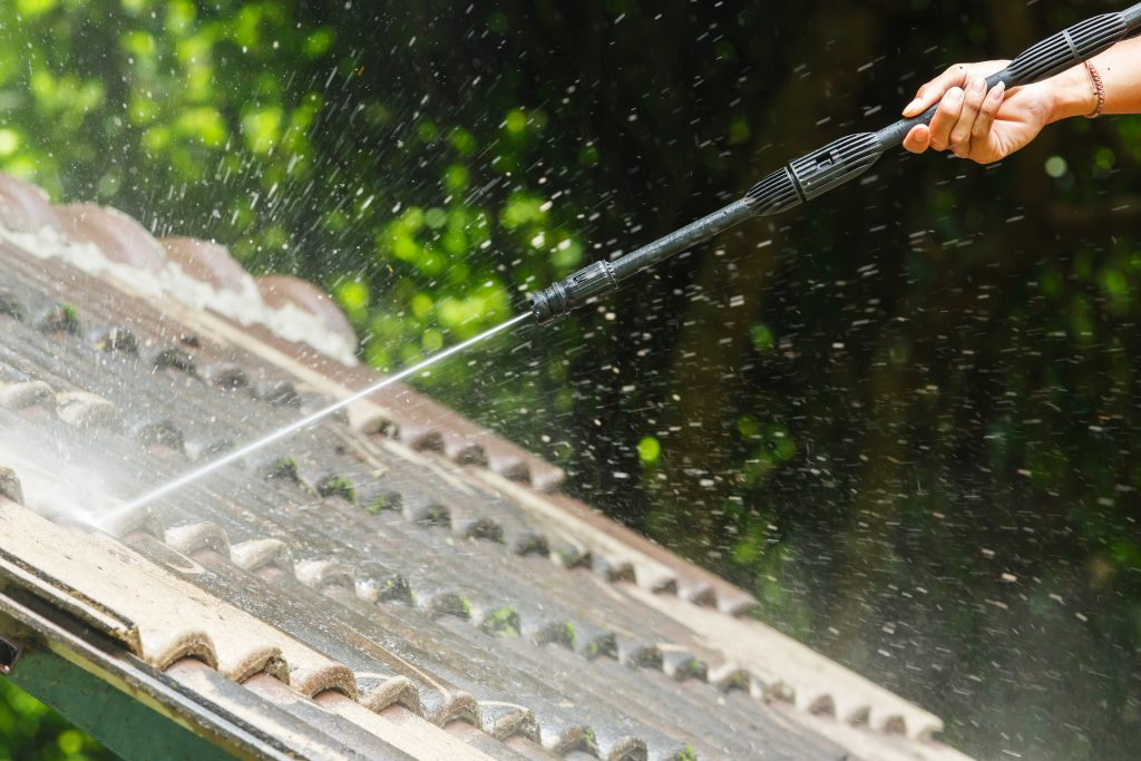Lewisville Roof Pressure Washing