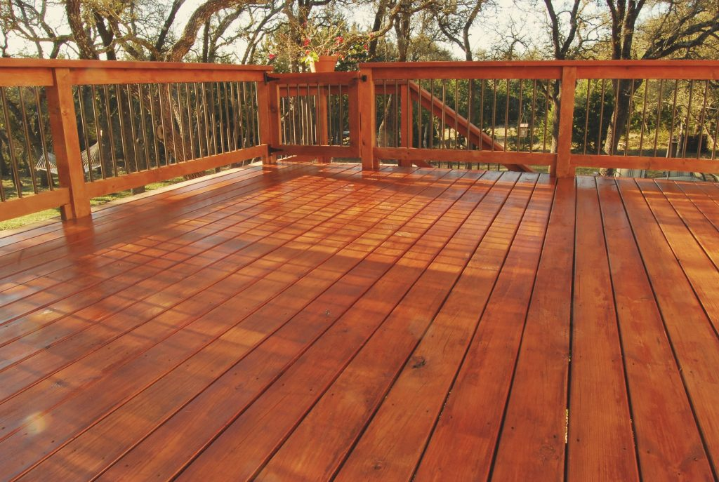 Lewisville Deck Staining Company