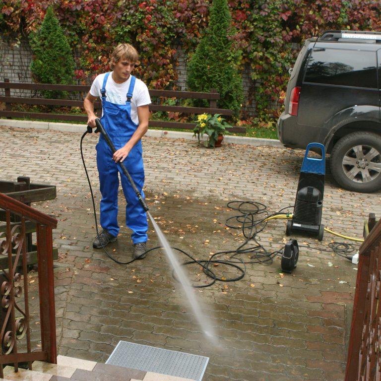 Lewisville Sidewalk Pressure Washers
