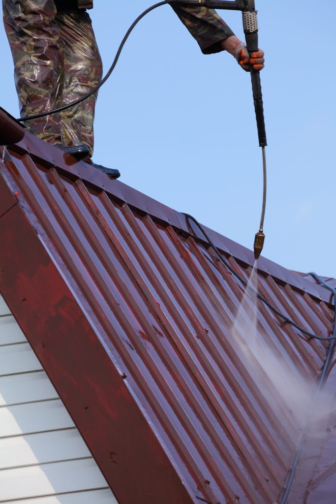 Lewisville Roof Pressure Washers